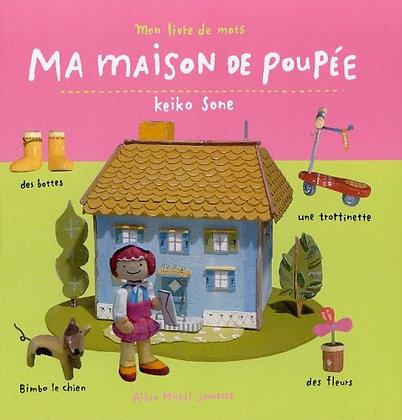 Ma Maison De Poupée - Keiko Sone - Albin Michel