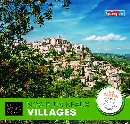 Nos Plus Beaux Villages - Avec En Cadeau Un Cadre Et Une Magnifique Photo - 2021