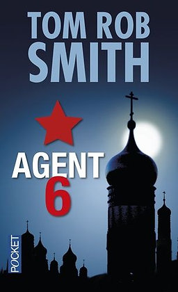 Agent 6 - Smith Tom Rob - Pocket - Livre roman policier