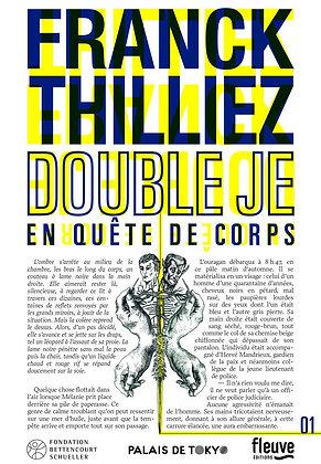 Nouvelle - Double Je  -  Franck THILLIEZ  - Broché