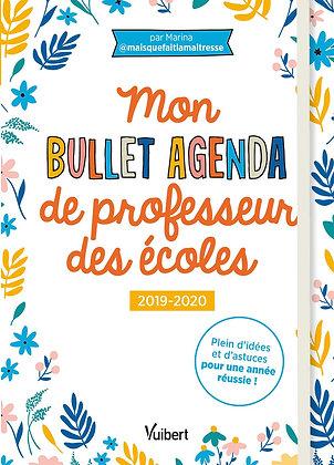 Mon Bullet Agenda De Professeur Des Écoles - Marina null -Vuibert