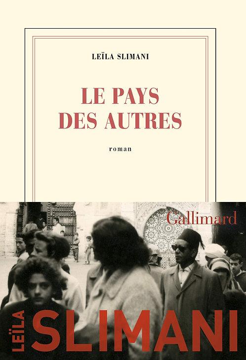 Le pays des autres - Leila Slimani - Gallimard - Livre  roman