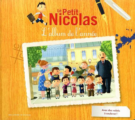 Le Petit Nicolas - L'album De L'année - (1 Dvd) - Goscinny René