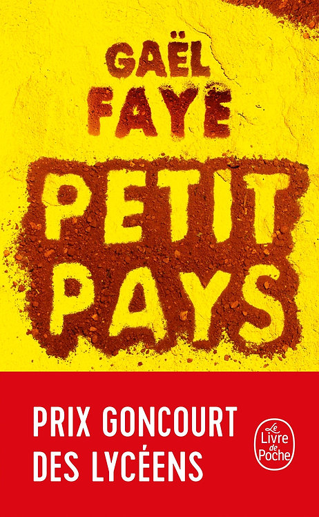 Livre de poche - Petit pays  - Gaël Faye
