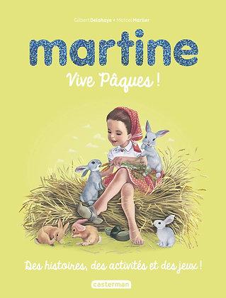 Martine - Vive Pâques ! Gilbert Delahaye