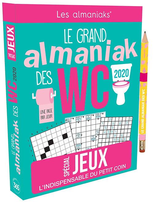 Le Grand Almaniak Des Wc Spécial Jeux - Editions 365