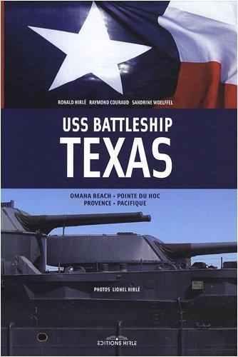 USS Battleship Texas - Raymond Couraud