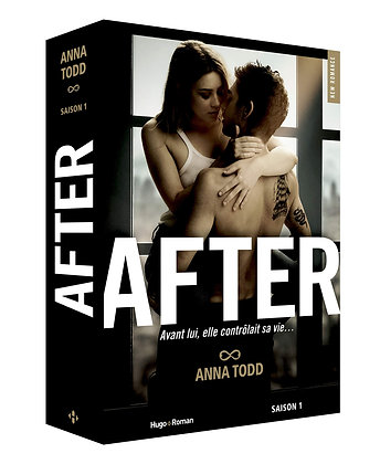 After, Saison 1 (Edition film, contenu exclusif) - Anna T Ed. Hugo Todd