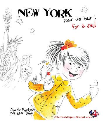 New York Pour Un Jour ! - Bombace Aurélie -  Limonade Ed