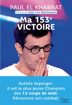 Ma 153e victoire: Autiste Asperger, il est le plus jeune champion des 12 Coups