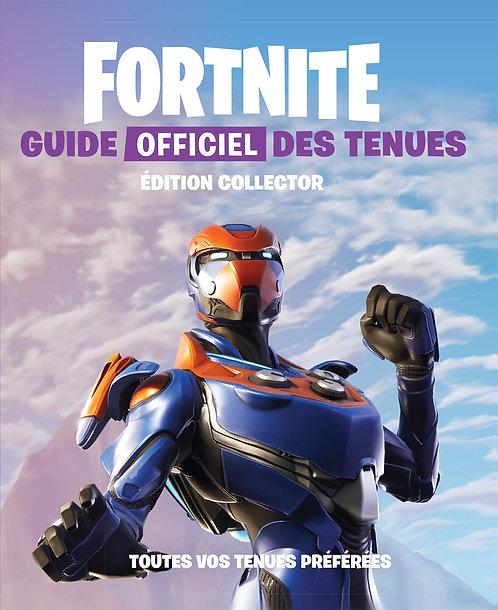 Fortnite - Guide Officiel Des Tenues - Toutes Vos Tenues Préférées - Hachette
