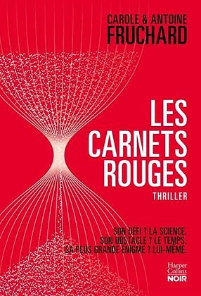 Les Carnets Rouges - Fruchard Carole et Antoine - Harpercollins France
