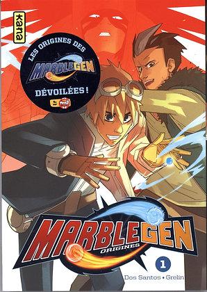 Marblegen - Origines - Tome 1 - S. Dos Santos - Kana