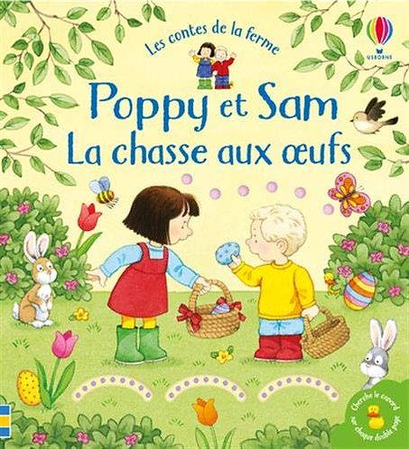 La Chasse Aux Oeufs - Taplin Sam - Editions Usborne