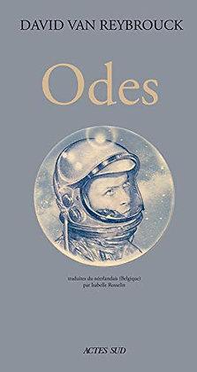 Odes - Van Reybrouck David - Actes Sud Editions