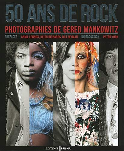 50 Ans De Rock - Photographies De Gered Mankowitz - Brian
