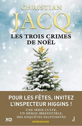 Les Enquêtes De L'inspecteur Higgins Tome 3 - Les Trois Crimes De Noël - C. Jacq