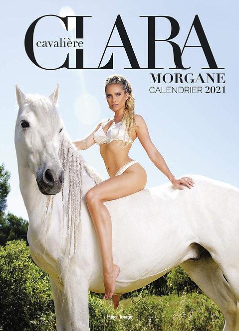 Calendrier Clara Morgane Cavalière 2021 - Hugo Image