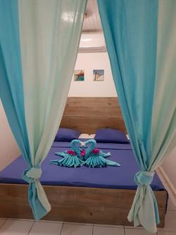 chambre alcove accueil