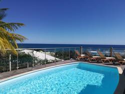 piscine vue panoramique