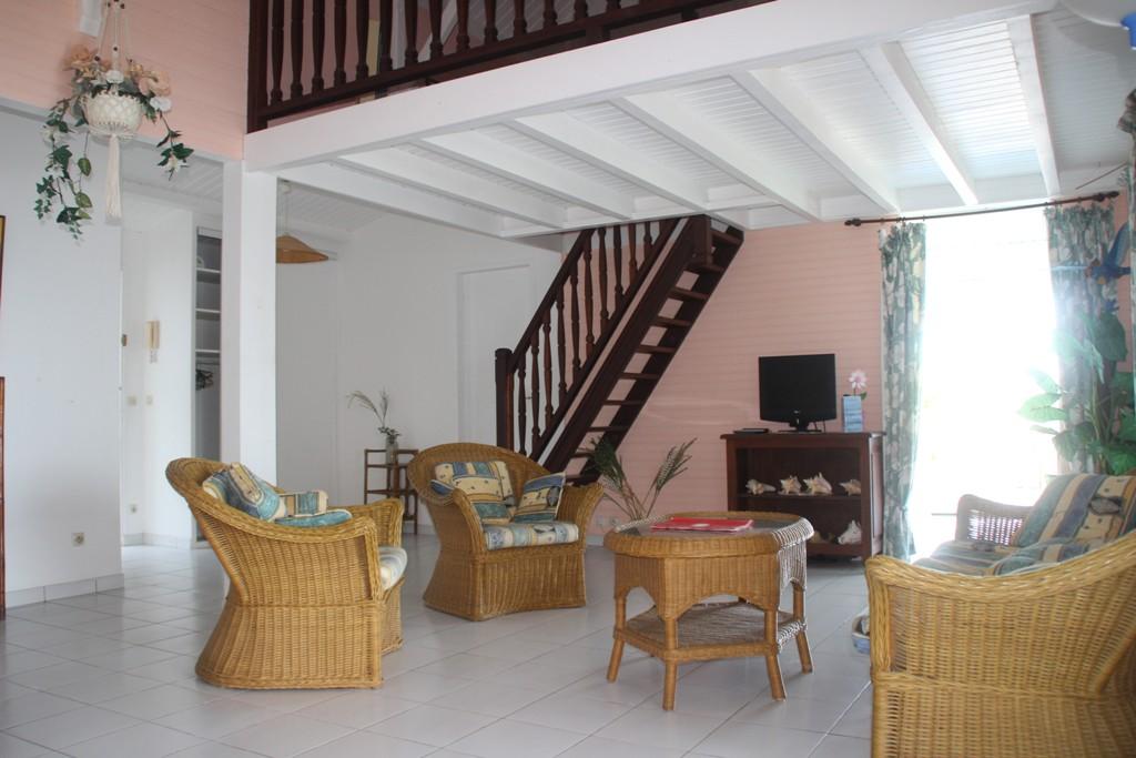 salon villa du lagon