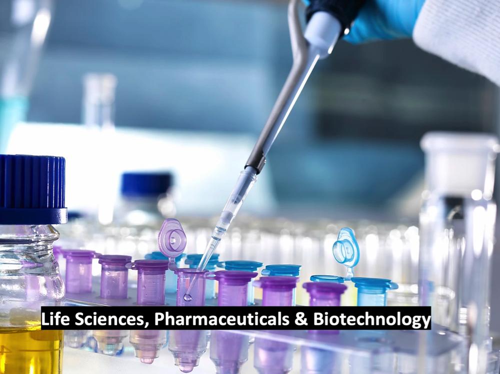 Life Sciences, Pharmaceuticals & Biotech
