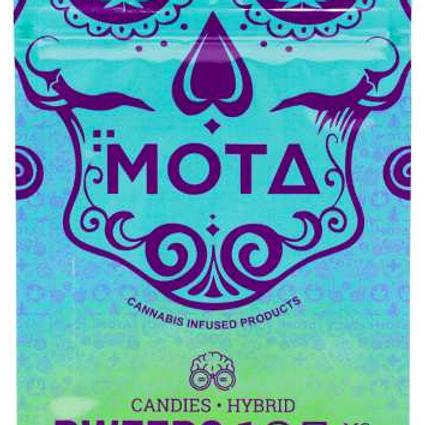 MOTA 125MG THC DWEEBS