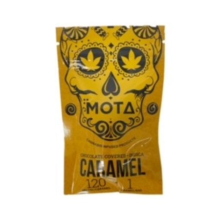 MOTA CHOCOLATE COVERED CARAMEL