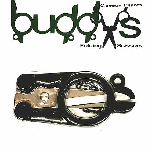BUDDY'S FOLDING SCISSORS