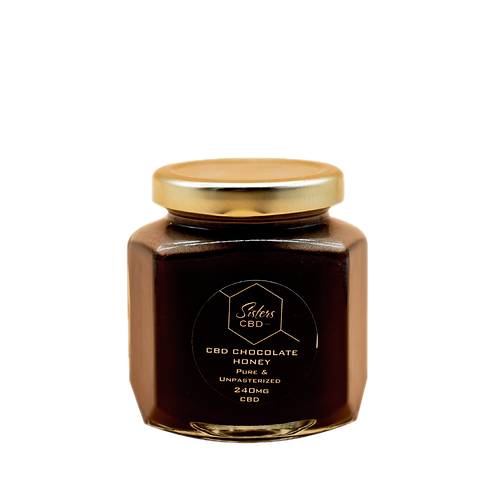 Sisters CBD Honey - Chocolate Flavoured