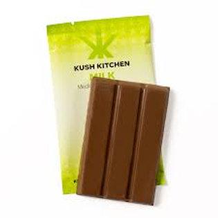 Kush Kitchen 200 MG THC  Assorted Chocolate Bars