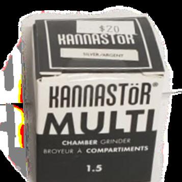 KANNASTOR 1.5 MULTI CHAMBER GRINDER