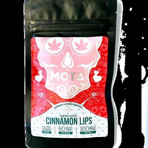 MOTA: 100MG Cinnamon Lips