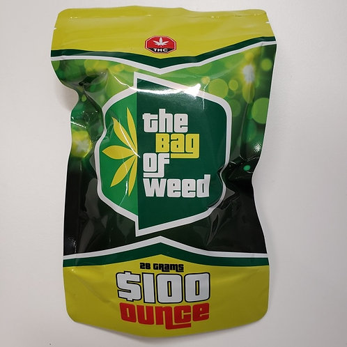 'The Bag of Weed' $100oz