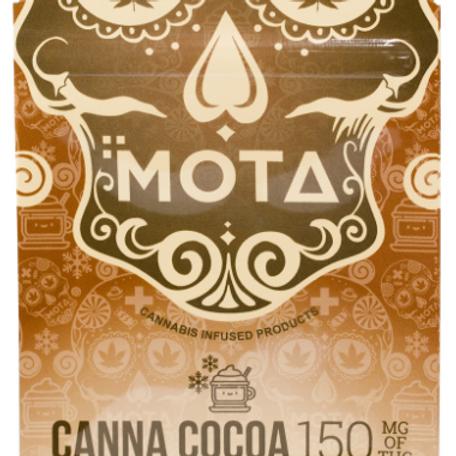 MOTA 150MG THC CANNA COCOA