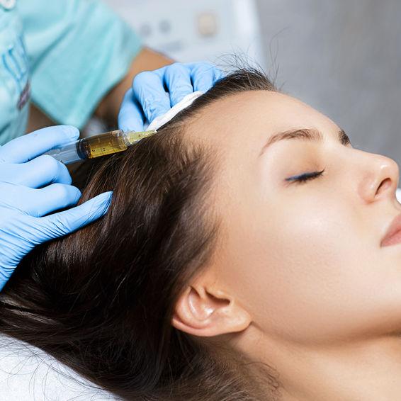 PRP Haartherapie