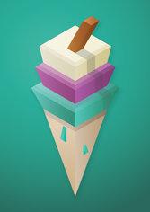 polygon icecream