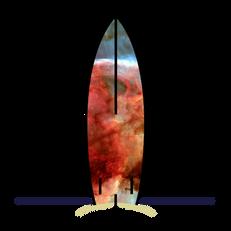 Simple Space Surf