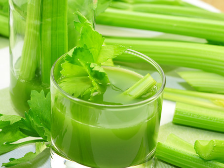 Celery Juice: The Miracle Elixir