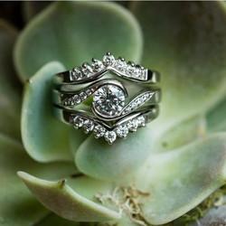 Sharee Wedding Ring
