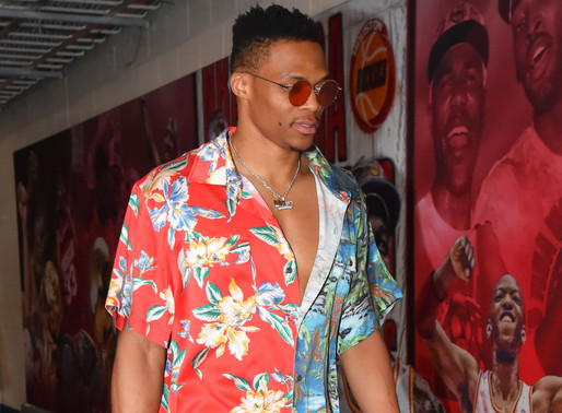 Fashion, From Inside The NBA Bubble