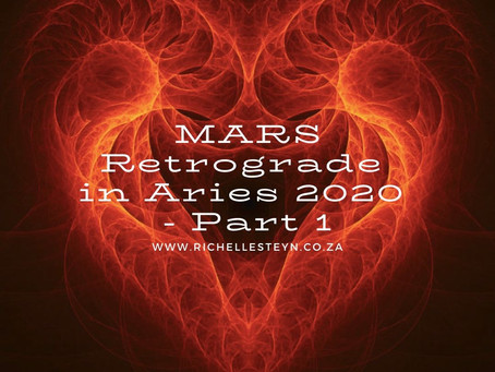 Mars Retrograde In Aries 2020 - Part 1