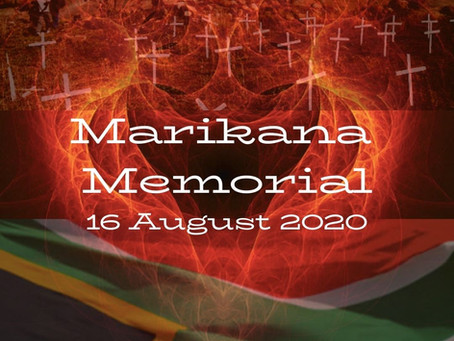 Mars Retrograde in Aries 2020 - Marikana Memorial