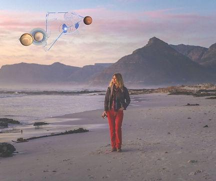 Richelle Steyn Astrology Noordhoek Beach