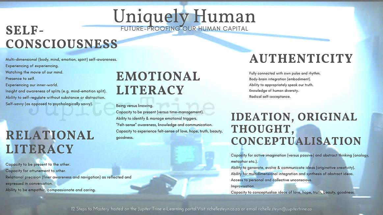 Uniquely Human _ Jupiter Trine e-Learnin