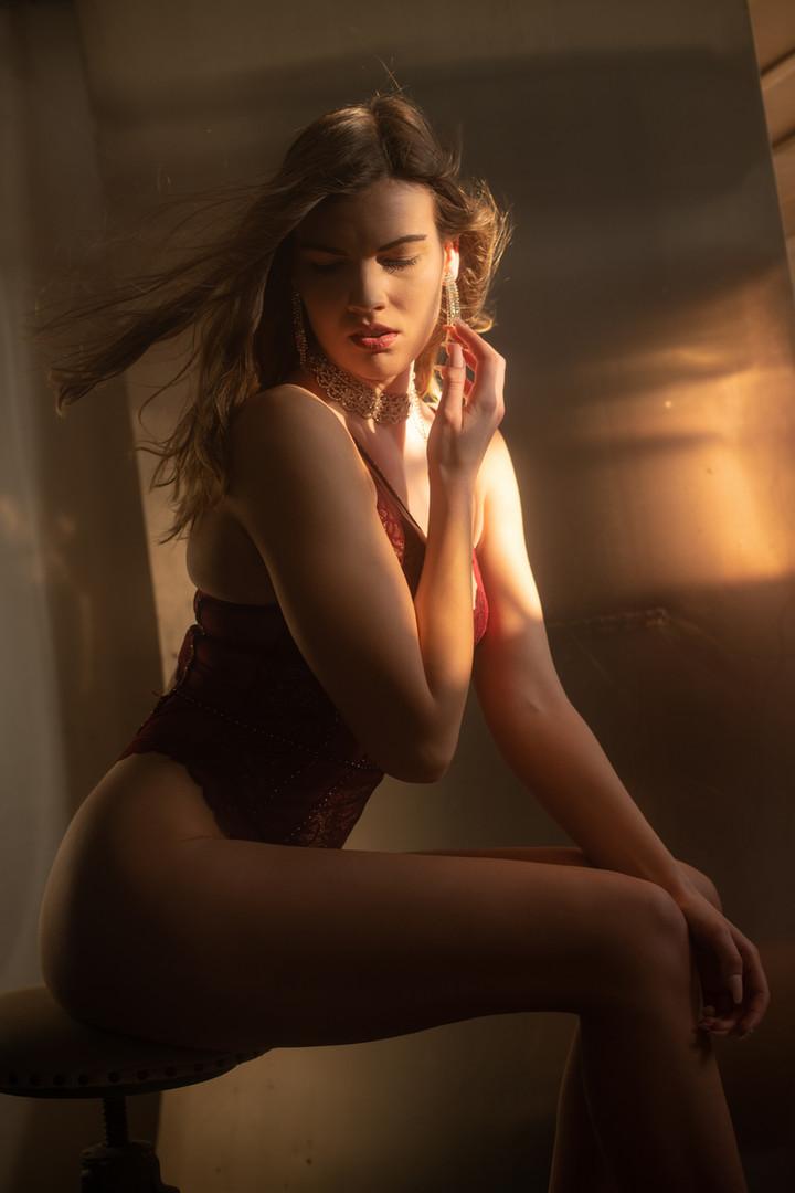 Sensual Portrai of Desiree