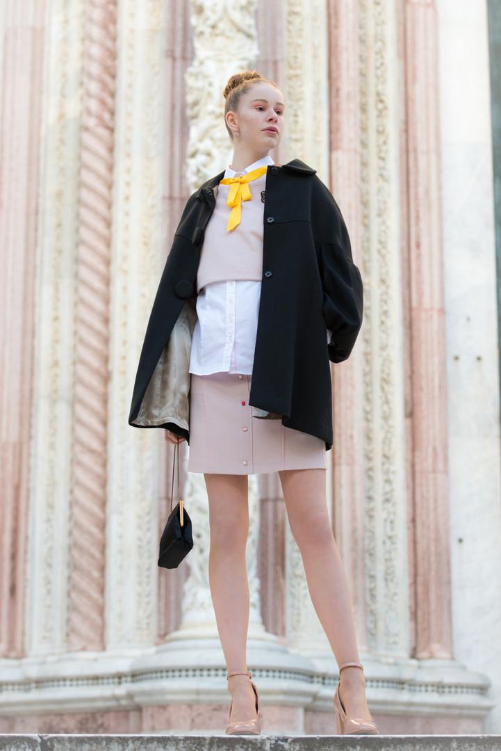 Fashion Shooting in Siena