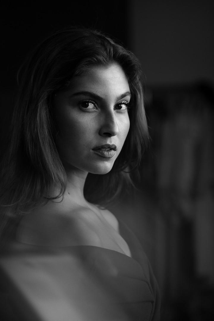 Portrait of Perrine