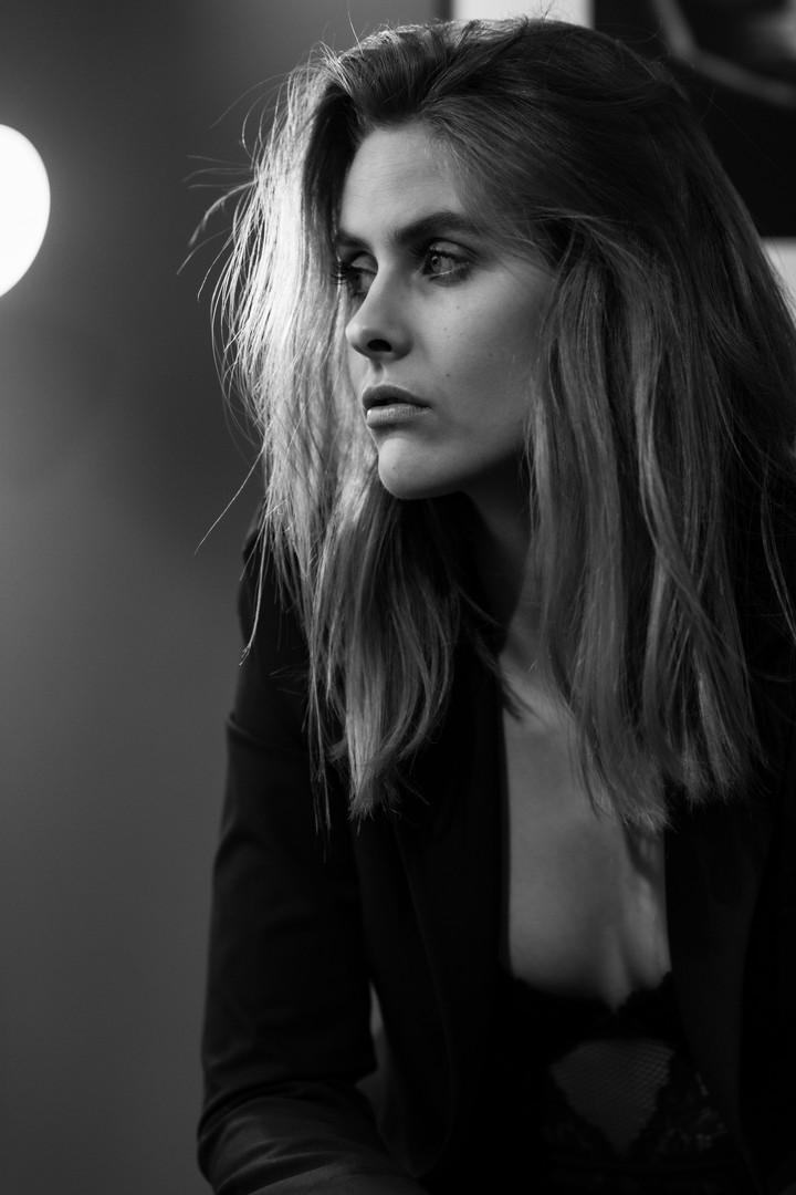 Sensual Portrait of Lana