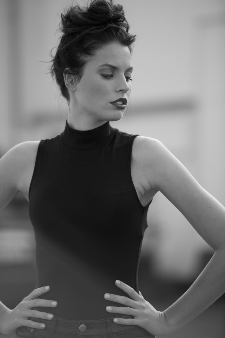 Portrait of Sarah Anessa